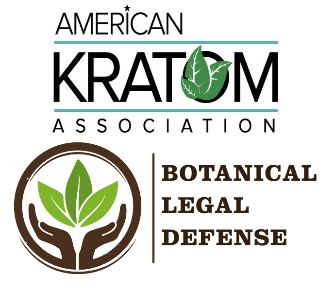 American Kratom Association Botanical Legal Defense