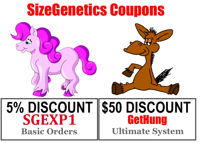 SizeGenetics Discount Codes