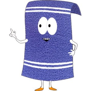 It's Towelie