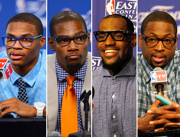 NBA Hipsters