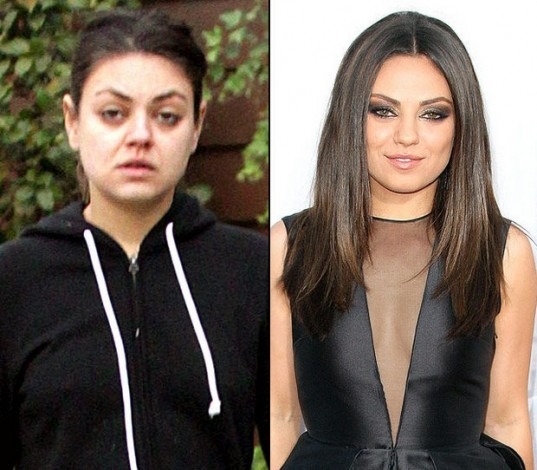 1 Celebrities Without Makeup 12 537x470