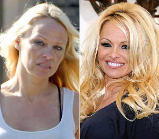 1 Celebrities Without Makeup 24 537x470