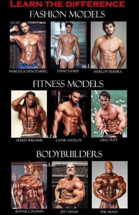 Erection in bodybuilding contest — photo 4