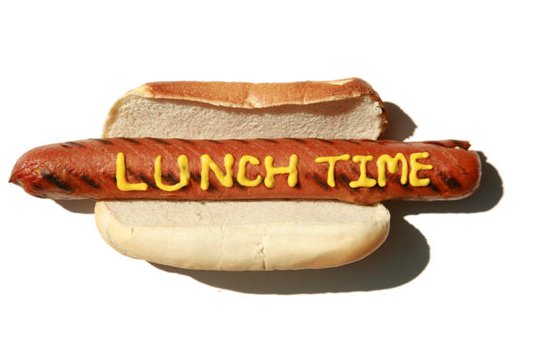 lunch time michael ledray