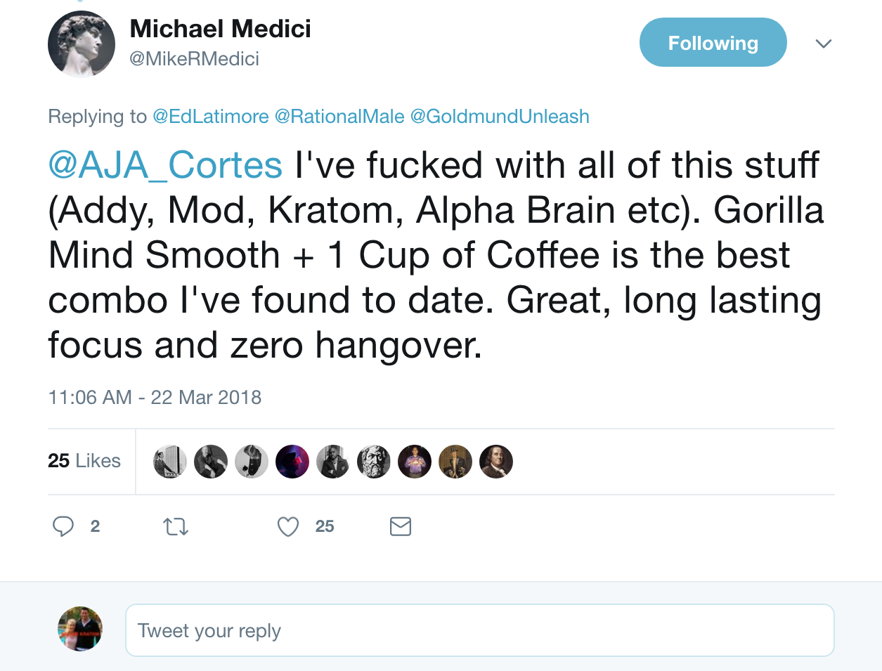 Michael Mecidi Gorilla Mind Review