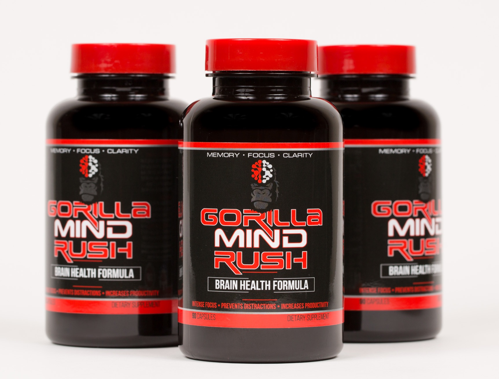 Gorilla Mind - The Next Big Nootropic Supplement (Developed by Us)