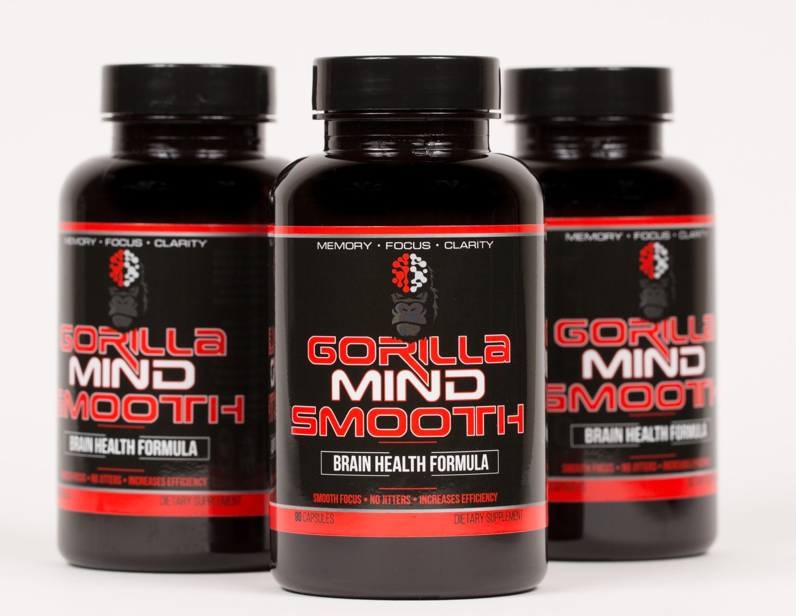 Gorilla Mind Smooth 3 Set JPG