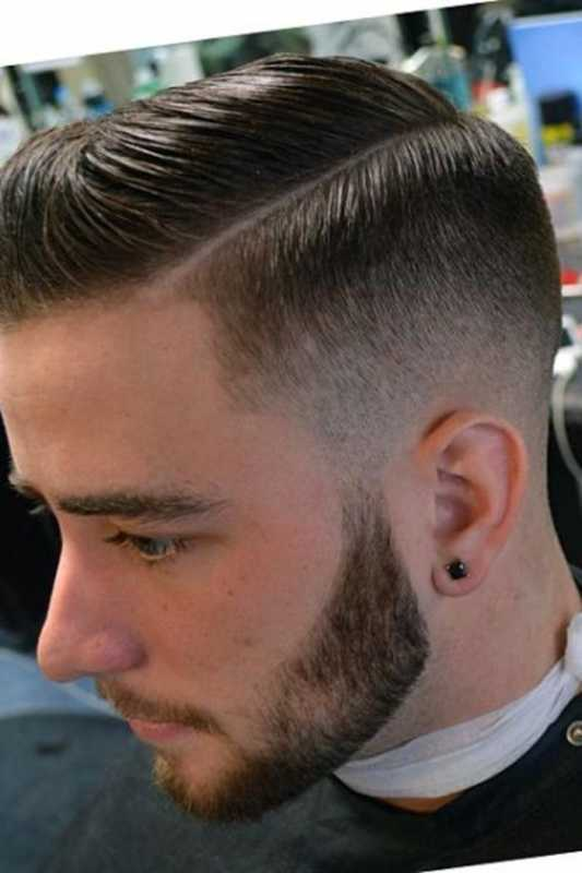 hardcore Cut hair