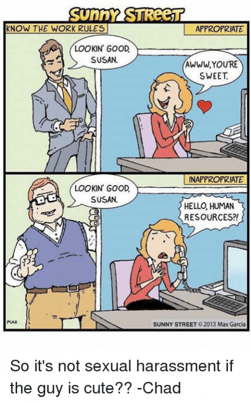know-the-work-rules-appropriate-lookin-good-susan-awww-youre-sweet-27000551.png