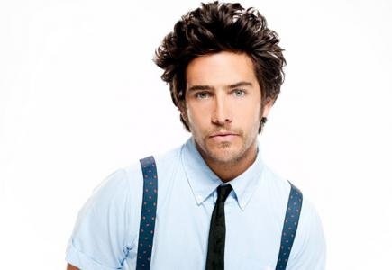 Google 'Justin Bobby' if you want a good example of a good looking guy maxing out his sex appeal.