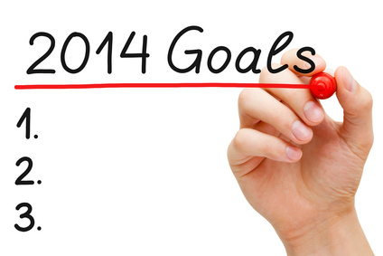 9 Things You Need to Do In 2014 - Primary Goals (Part I)