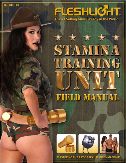 Click to View/Download the Fleshlight Stamina Training Unit Field Manual