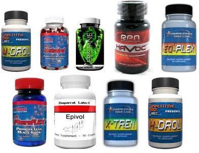 Some of these are good - some are not. They are all designer steroids.
